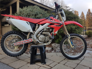 2008 Honda CRF 450X - Great Condition - WITH REKLUSE!