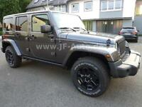 Jeep Wrangler Unlimited Back Country 3.6 V6*NAVI*VOLL
