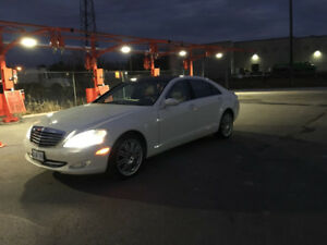 2008 Mercedes-Benz S550. Price reduced for quick sale