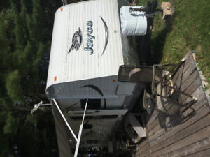 2014 Jayco Travel Trailer
