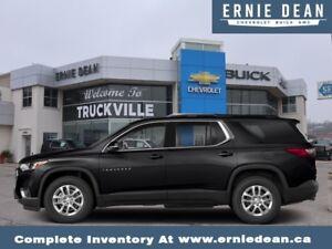 2018 Chevrolet Traverse Premier  - Navigation