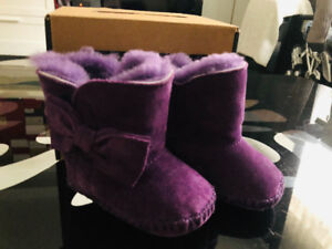 Baby UGG boots size 1