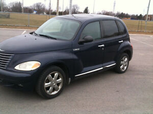2005 Chrysler PT Cruiser certified and e tested Other