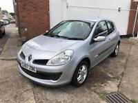 Renault Clio Rip Curl edition 1.2ltr 16v 2007