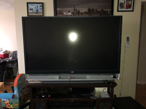 60 inch Sony projector tv