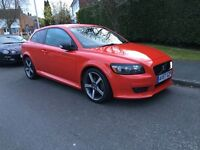 Volvo C30 T5 SE Sport low mileage excellent condition