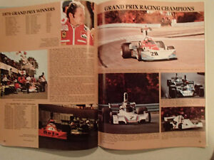 NATIONAL MOTORSPORTS ANNUAL 1976 - 10th Anniversary Issue - Spec Sarnia Sarnia Area image 7