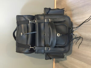 MotorcycleTravel bag