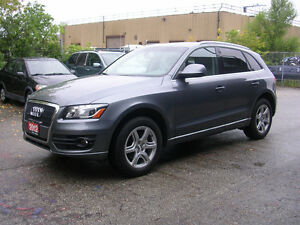 2012 Audi Q5 quattro premium - pano roof- WE FINANCE
