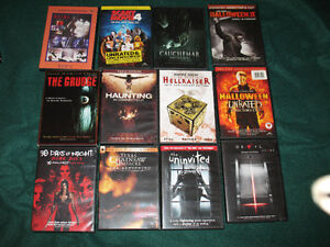 Halloween/horror DVD's...open to offers! London Ontario image 2