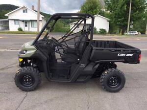 2017 Can Am Defender HD5