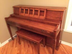 Piano Baldwin d'appartement