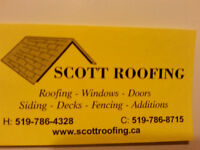 ALL YOUR ROOFING AND RENOVATION NEEDS