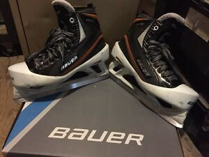 Bauer Elite goalie skates