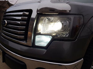 Ford F150 HID headlights