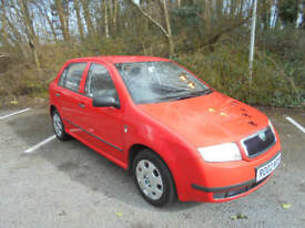 Skoda Fabia 1.4 Classic ONLY 51000 MILES FROM NEW