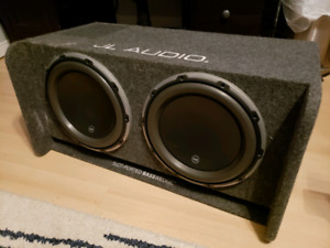 JL Audio Subs, Amps & Speakers