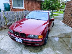 '97 BMW 540i LOW mileage no rust e39