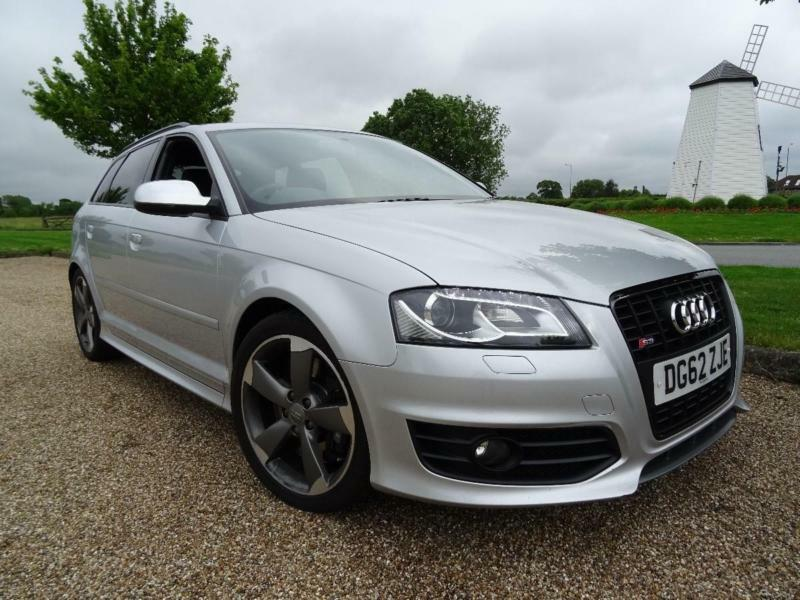 2012 audi a3 s3 sportback quattro petrol silver manual in orpington london gumtree. Black Bedroom Furniture Sets. Home Design Ideas