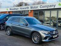 2016 Mercedes-Benz GLC GLC 250d 4Matic AMG Line Premium 5dr 9G-Tronic ESTATE Die