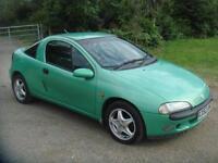 Vauxhall/Opel Tigra 1.6i 16v Bermuda Ltd Edn, 115k, drives great, 12 months mot