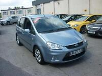 2007 Ford C-MAX 1.6TDCi 110 ( DPF ) Zetec Finance Available