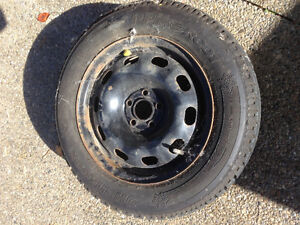 4 HANKOOK Winter Tires like NEW
