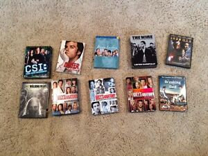 Misc TV series and movies
