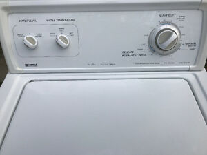 KENMORE APARTMENT SIZE WASHER