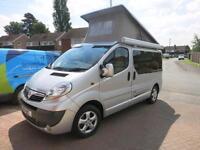 Vauxhall VIvaro SPORTIVE CDTI - 4 Berth Pop Top Campervan For Sale