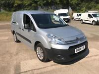 Citroen Berlingo 1.6 Hdi 725Kg Crew Van X 90Ps DIESEL MANUAL SILVER (2014)
