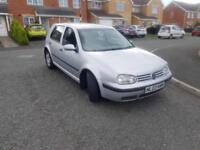 Volkswagen Golf 1.6 AUTOMATIC 2003MY Match