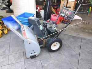 Landmark snowblower by mtd