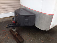 Mirage enclosed trailer for sale