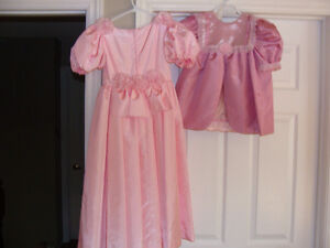 beautiful pink flower girl/special event dresses