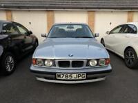 BMW 520i Se Auto (E34) MEGA LOW MILES - FSH