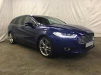 Ford Mondeo 2.0TDCi Titanium Estate 5d **MOT**