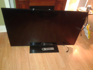 "RCA 50"" LED TV not working,  best offer"
