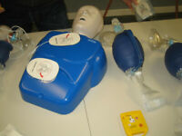 Weekend first aid CPR instructor teacher H2S BLS ACLS needed
