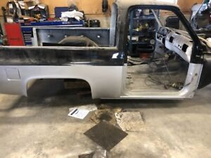 1983 GMC Jimmy Frame and bare tub