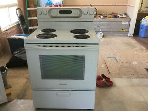 Kitchenaid Stove with convection