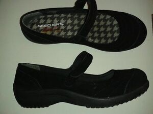 "SKETCHERS ""MARY JANE"" STYLE SHOES"