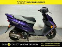 Honda SFX 50 2002 50CC 2T 2 STROKE GOOD ENGINE PROJECT SCOOTER PURPLE REV AND GO