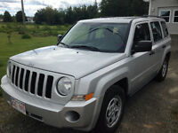 2010 Jeep Patriot Sport SUV, Low KM, Warranty, Great Shape!