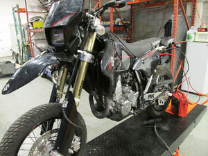 PIECES PARTS MOTO MOTORCYCLE SUZUKI DRZ-400SM 2010