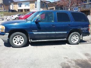 2003 GMC Yukon 1500 slt 4x4