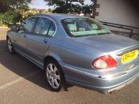Jaguar X type 3.0 v6 se Awd automatic 2004 54 reg fsh