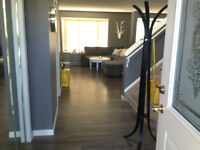 Modern duplex home - newly renovated and furnished - SW