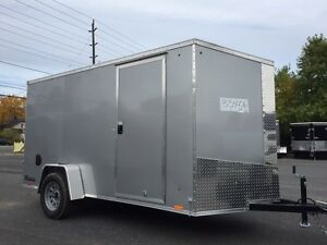 Enclosed cargo trailers! Best price guaranteed!