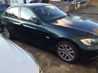 Bmw 318i 3 series automatic 2007 57 ***2200 buys it ***** spares or repair not breaking Px swap